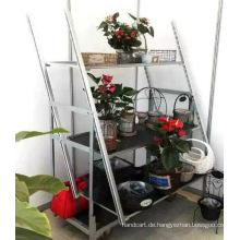 Multi-Layer-Blumentrolley / Wagen
