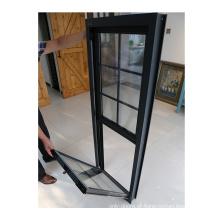 Projeto da grade da janela do vendedor da fábrica de China para janelas de estados unidos de alumínio