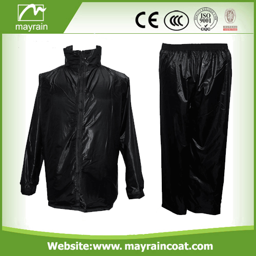 Hot Hooded Rain Suit