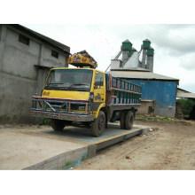 Échelle de camion 3mx10m 60ton