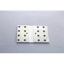 OEM алюминиевая пластина с ЧПУ фрезерные детали