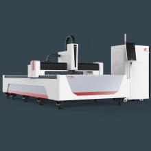 Fiber Metal Laser Cutting Machine with Rotary