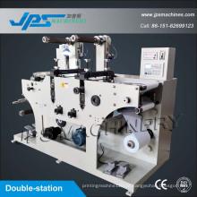 Thermo-Etiketten-Papier-Schneidemaschine mit Schlitzfunktion
