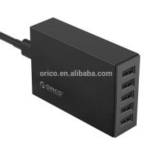 ORICO 5-портовый USB-зарядное устройство для настольных ПК (CSL-5U)
