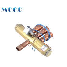 With 9 years manufacture supply air conditioner 4 way reversing valve