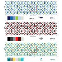 Matelas À Textiles En Polyester Imprimé Rolls