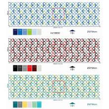 Matratzenstoff In Rollen Polyester Bedrucktes Textil