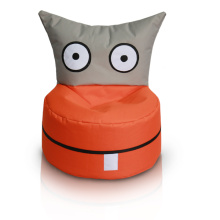 Owl bean bag for kids chair