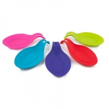Cooking Utensil Silicone Rest Holder Non-resistance Pad