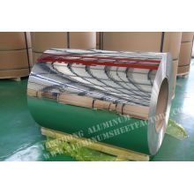 Espejo De Alta Reflectancia Hoja De Aluminio / Bobina