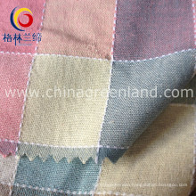 Woven Yarn Dyed Fabric of Cotton Shirt High Quality (GLLML166)
