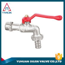polo bibcock brass for water forged and polishing cw617n PTFE seated blasting control valve CE brass bibcock