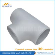 encaixe de t de tubo de alumínio