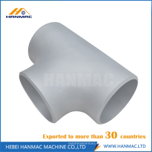 tubo de aluminio en T