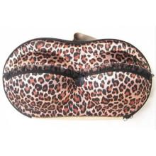 Saco de sutiã de leopardo da forma (YSBB05-016)