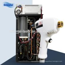 La depilación láser de diodo de la máquina de belleza del pelo 808