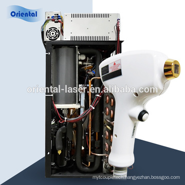 Macro/micro channel laser Easy perform diode laser for hair removal 808nm