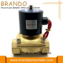 2W350-35 Βαλβίδα ηλεκτρομαγνητικής βαλβίδας ατμού