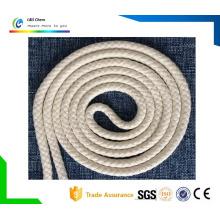 Corde en coton en acier torsadé en usine