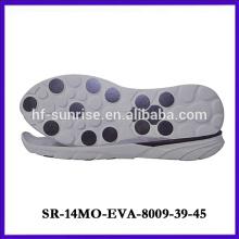 new black white shoe sole eva outsole manufacturer men shoes with eva sole