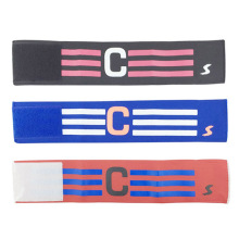 Personalised Multi Coloured Football Captains Armband