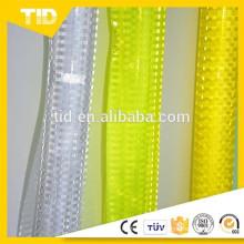 feuille réfléchissante de PVC de vérificateur, couleurs