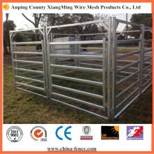 Paneles de yardas de ganado de ganado super duradero