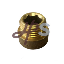male female nickel or chrome plated BSP thread brass extension fitting