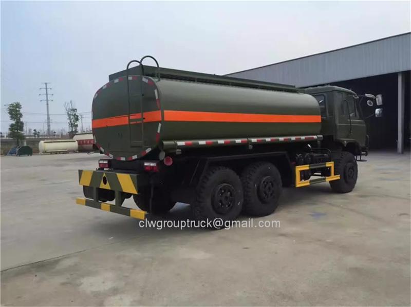 Fuel Tank Truck 2