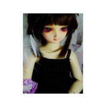 BJD Xinxin menina boneca com bola de 30 cm