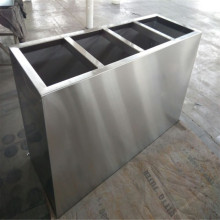 Custom Stainless Steel Metal Planter