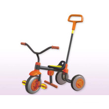 Newest Baby Tricycle with Push Bar En71 Approved