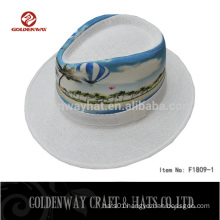 Factory Supply Cheap Panama hat With Custom Design