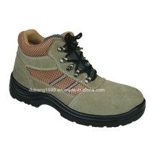 Sapatos de segurança industriais baratos com biqueira de aço