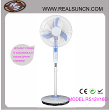 Rechargeable Fan Stand-Work Without Power 4-10 Hours