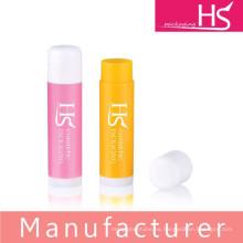 Cosméticos recipientes de bálsamo de labios personalizados