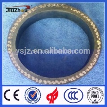 wear resistant rubber hose used in concrete placer