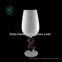 Одностенное мороженое виноградное стекло от SGS (DIA6 * 21)
