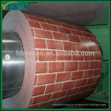 Hochwertige Qualität vorlackierte verzinkte Stahlspule Hersteller in China