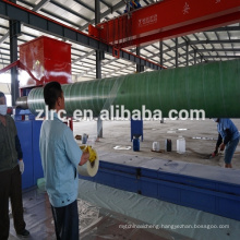 GRP/FRP pipe making filament winding machine Manufacturers