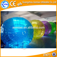 Nice new colorful kid size hamster ball inflatable zorb ball for bowling