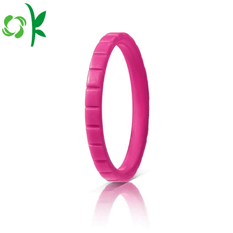 voilet silicone ring