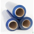 Rouleau de film plastique PVC transparent rigide d'épaisseur 0,5 mm