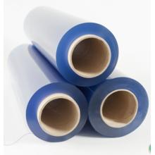 Rollo de película plástica de PVC transparente rígido de 0,5 mm de espesor
