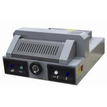 Máquina de corte de papel guilhotina industrial
