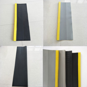 Anti slip Rubber Rubber Stairs Covering