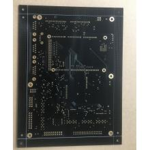 OEM/ODM for Supply Board PCB 2 layer  1.6mm black  solder  2 OZ PCB export to France Supplier