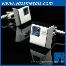 make custom cufflinks with zinc alloy