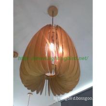 2013 hot sell wood pendant lamp/table light
