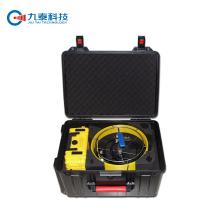 Inspection de la caméra de conduite de canalisation d'égout